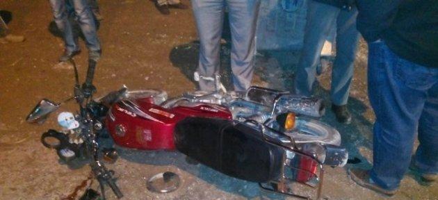 Motosikletin Çarptığı Yaşlı Adam Hayatını Kaybetti