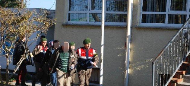 Mudanya'da Rüşvet İddiasına 2 Tutuklama