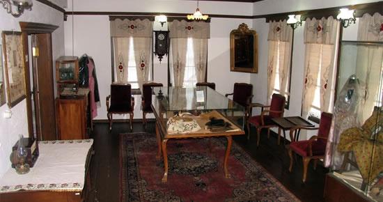 Müzeye ziyaretçi akını