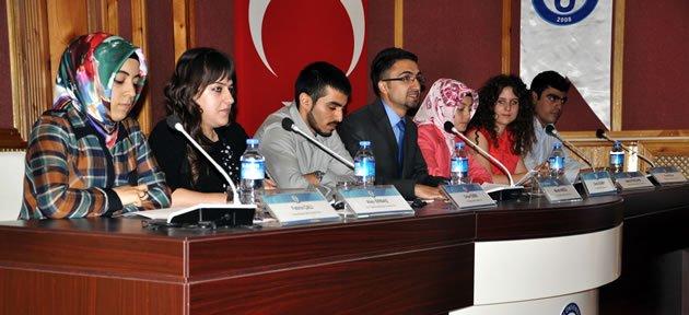 Öğrencilerden Öğretmenlik Paneli