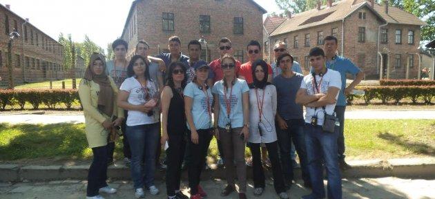 Öğrencilerden Polonya'ya Proje Gezisi