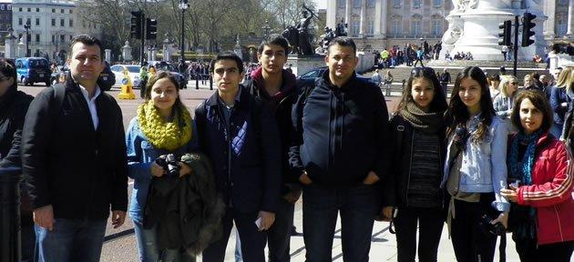 Öğretmen Lisesi İngiltere ve Macaristan'da
