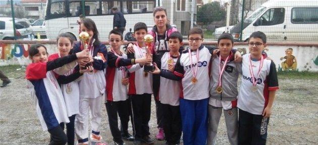 Okullar Arası Bocce Müsabakaları Sona Erdi