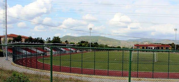 Ömertepesi Stadyumu'nun Eksikleri Tamamlandı