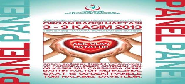 Organ Bağışı Haftası Etkinlikleri Başladı