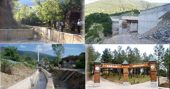 Orman ve Su İşleri Bakanlığı'ndan 9 yılda 183 Miyon TL yatırım