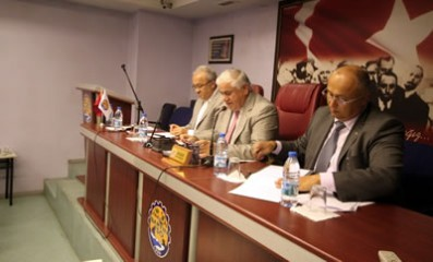 Ortak Meslek Komitesi toplandı