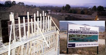 OSB Köprüsü inşaatına başlandı