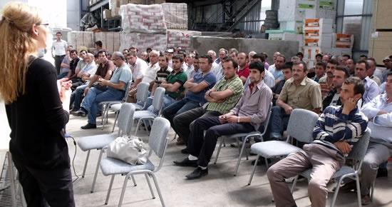 Pelenkoğlu'ndan 130 kişiye eğitim