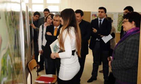 Peyzajcılardan Arnavutköy Belediyesine proje