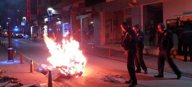 Polis faciayı son anda önledi