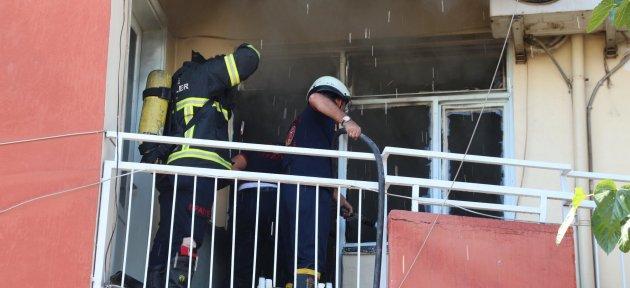 Prize Takılı Unutulan Ev Aletleri Yangın Çıkarttı