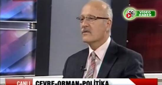 Prof.Saraçoğlu Ulusal Kanal'a konuk oldu