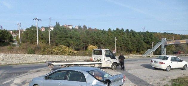 Sakarya'da Kaza: 2 Yaralı