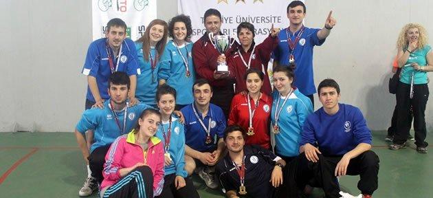 Şampiyon Bartın Üniversitesi