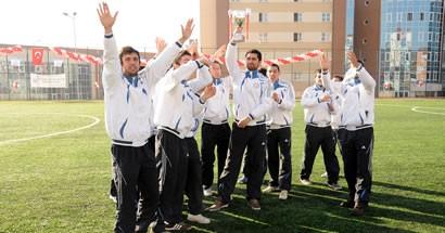 Şampiyon Karaelmas Üniversitesi