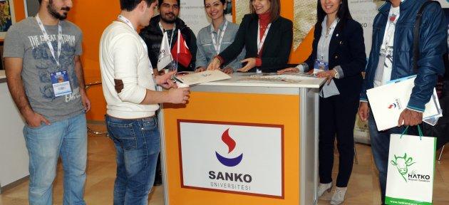 Sanko Üniversitesi Türkiye İnovasyon Haftası Etkinliklerinde