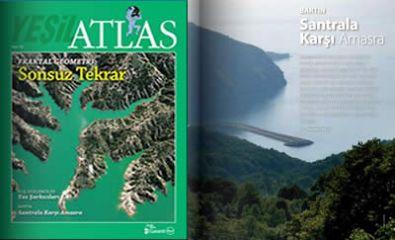 Santrale Karşı Amasra - Yeşil Atlas