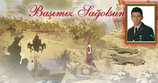 Şehit Erkan Yalçın'ın cenazesi Bartın'a getirildi