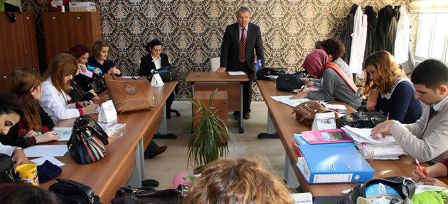 Şehit Gürdal Çakır Ortaokulu'nda biyokaçakçılık eğitimi