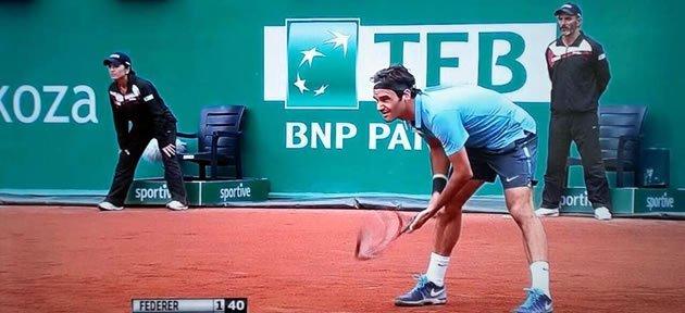 Semra öğretmen, Wimbledon'da görev yapacak