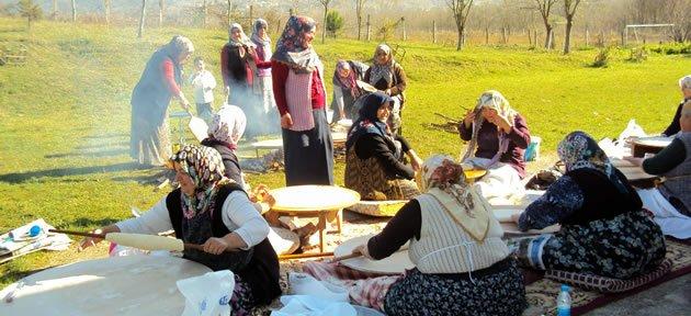 Serdar Köyü'nde Aşure Seferberliği