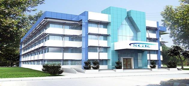 SGK Binası İhale Edildi