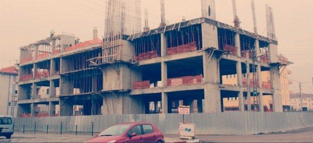 SGK Hizmet Binası Kısa Sürede Tamamlanacak
