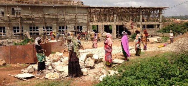 Şifader'den Etiyopya'ya Yardım Eli