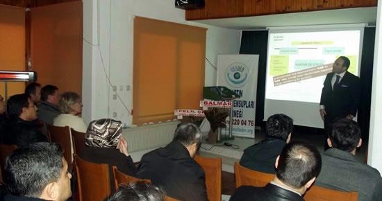Şifader'den iletişim semineri