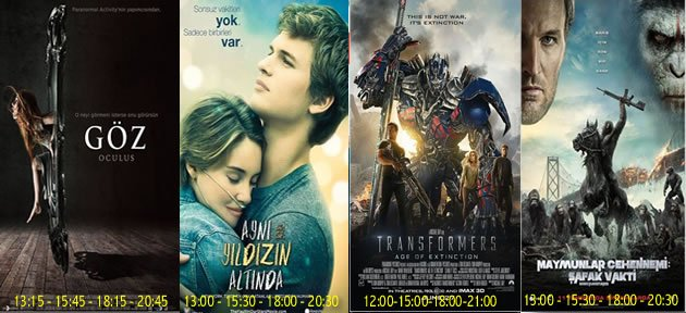 Sinemalarda Bu Hafta (11 Temmuz)