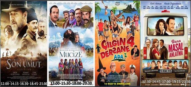Sinemalarda Bu Hafta (16 Ocak)