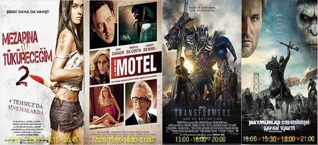 Sinemalarda Bu Hafta (18 Temmuz)