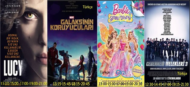 Sinemalarda Bu Hafta (22 Ağustos)