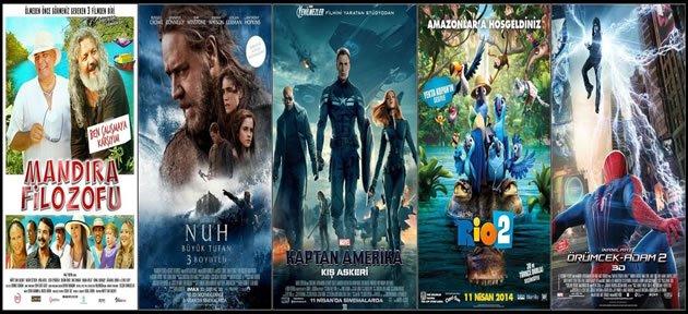 Sinemalarda Bu Hafta (25 Nisan)