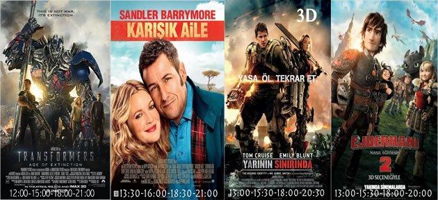 Sinemalarda Bu Hafta (27 Haziran)