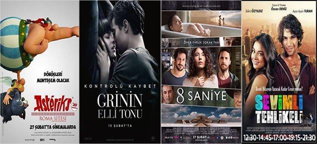 Sinemalarda Bu Hafta (27 Şubat)