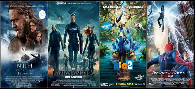 Sinemalarda Bu Hafta (2 Mayıs)