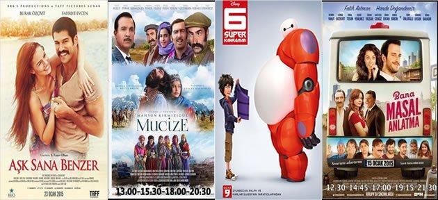 Sinemalarda Bu Hafta (30 Ocak)