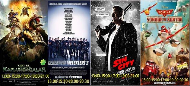 Sinemalarda Bu Hafta (5 Eylül)