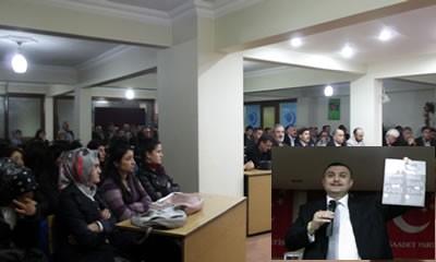 SP Genişletilmiş İl Divan Toplantı Yapıldı