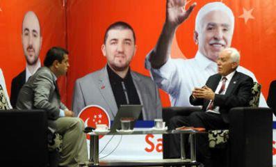 SP lideri Kamalak Bartın'daydı