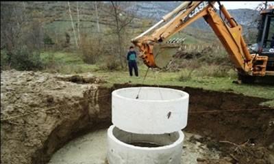Su Tesisi inşaatları %88.76 seviyesine
