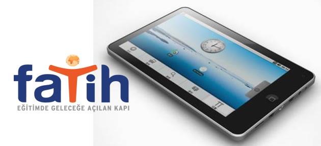 Bartın'da toplam 641 Tablet Dağıtılacak