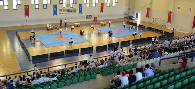 Taekwondo Şampiyonasına Yoğun İlgi