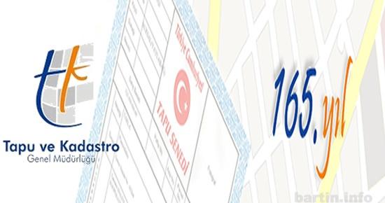 Tapu ve Kadastro Teşkilatının 165.Kuruluş Yıldönümü kutlanıyor