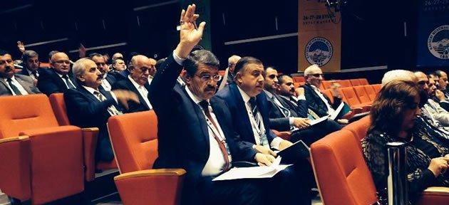 Tarihi Kentler Birliği Kayseri'de toplandı