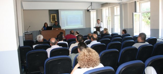 Tarımsal Yenilik ve Bilgi Sistemi 2.toplantısı yapıldı