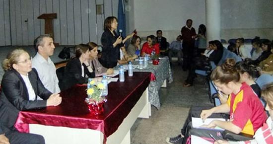 TDG İnci Bankoğlu Kız Öğrenci Yurdu'nda