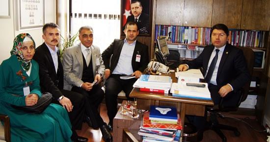 Teksif-İş Sendikası'ndan Tunç'a ziyaret